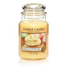 Bild von Vanilla Cupcake large Jar (gross/grande)