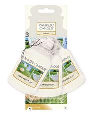 Bild von Clean Cotton Bonus Pack Car Jars 3er Pack Karton